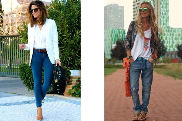 Los jeans: guia básica