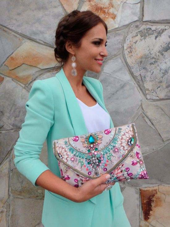 el bolso perfecto para ir a una boda