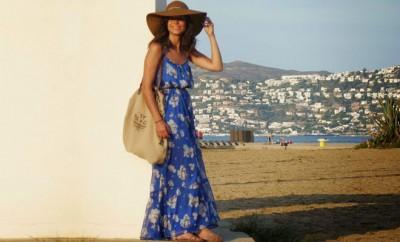 Vestidos largos para el verano