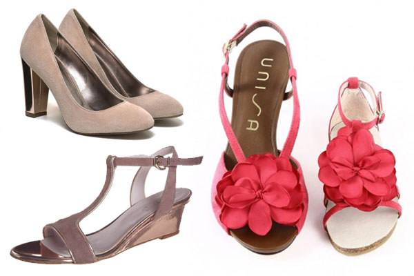 Zapatos para ir a una boda