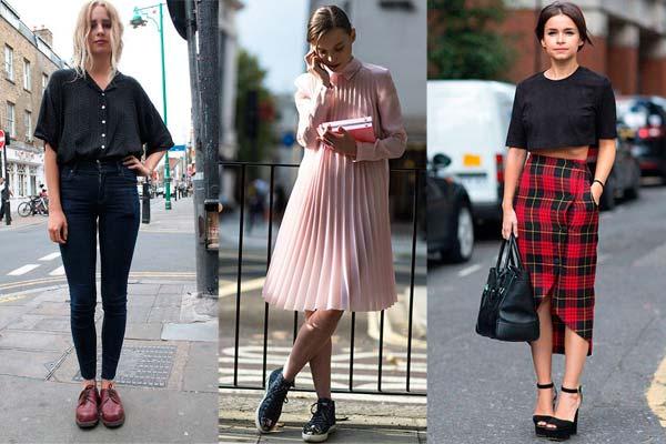 Moda en diferentes ciudades del mundo