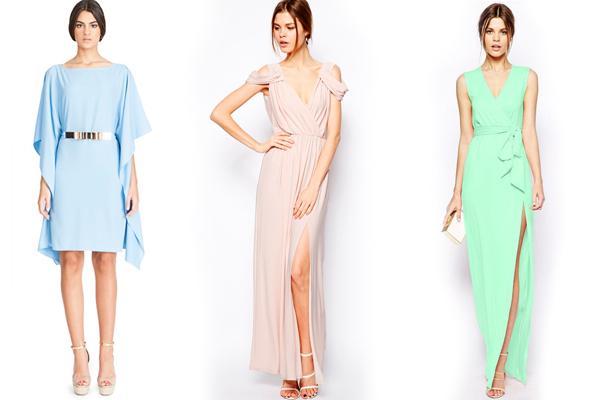 Los colores clave para tu vestido de invitada a boda for Boda en jardin como vestir