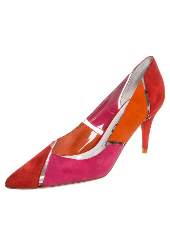 Zapatos Fucisa Naranja