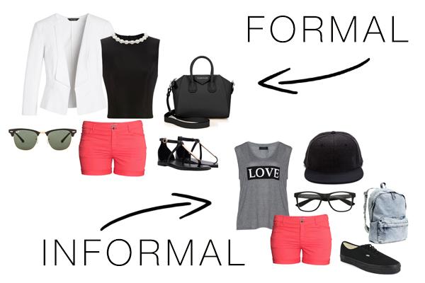 formal&informal