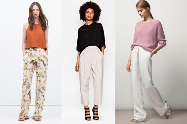 Pantalones anchos y cortos para este invierno 2015 049a05aa4e0c