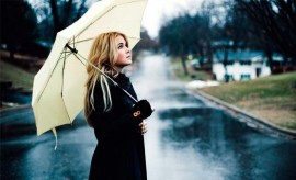 Looks con paraguas