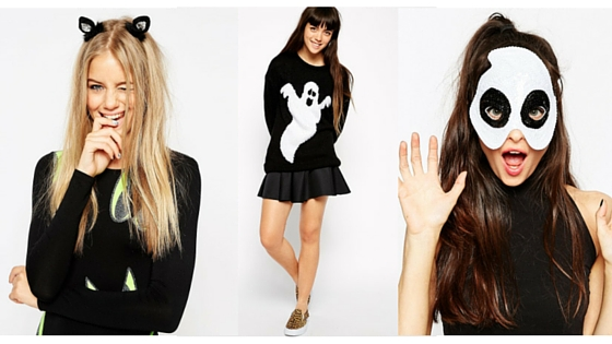 Complementos Halloween By Asos