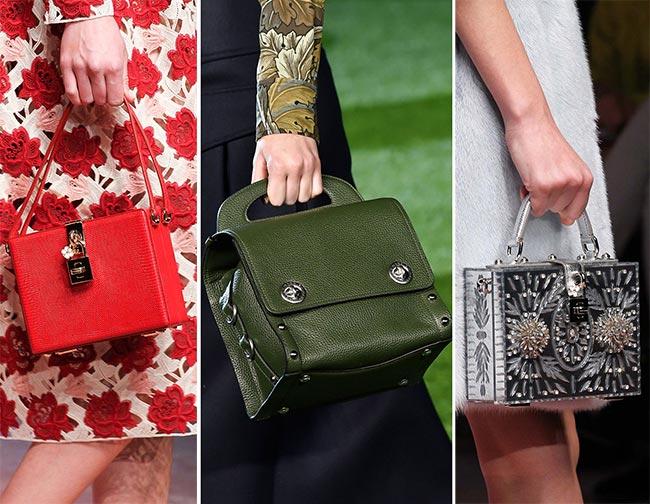 tendencias en bolsos boxy
