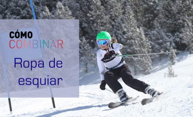 moda para esquiar