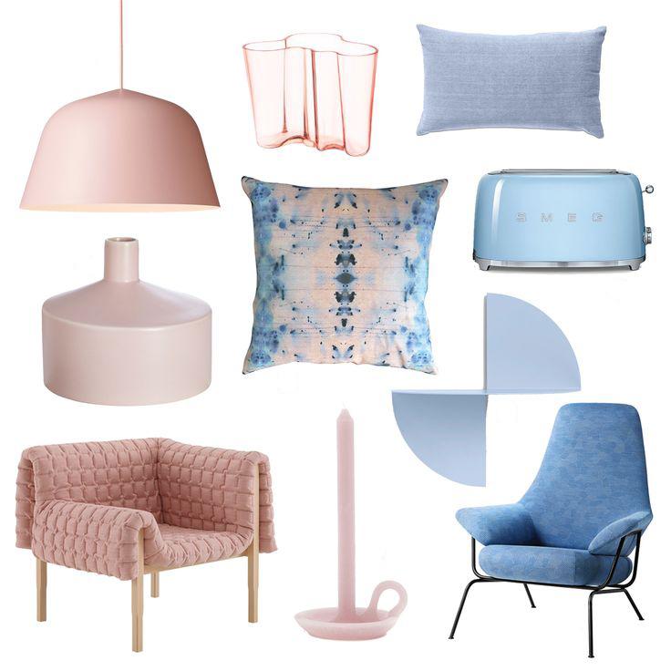 decorar con los colores de moda 2016