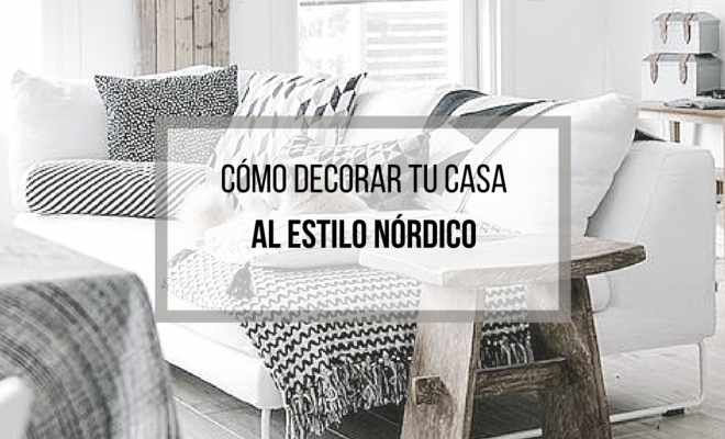 C mo combinar tendencias en ropa colores accesorios y for Casas estilo nordico