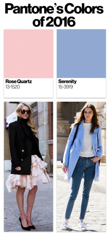colores moda 2016