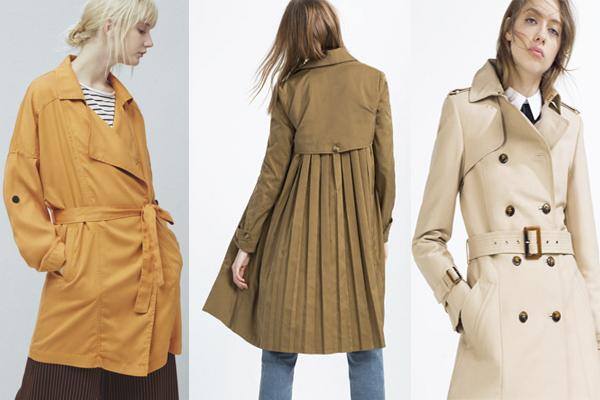 Top chaquetas primavera-verano 2016