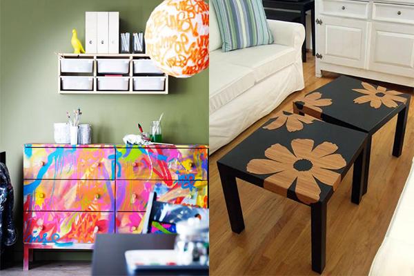 C mo personalizar muebles de ikea for Vinilos ikea catalogo