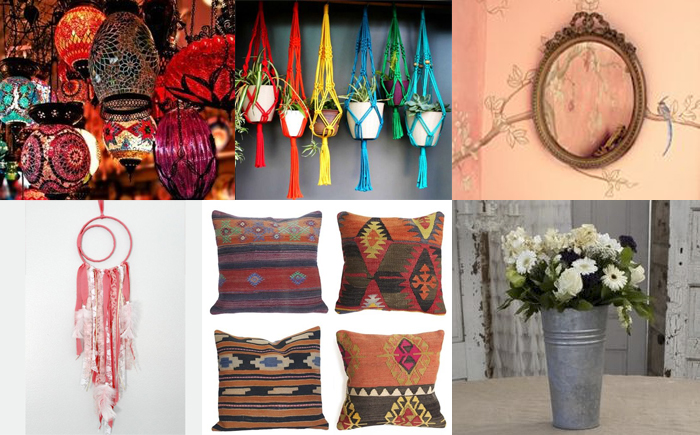 Decoraci n boho chic - Decoracion estilo hippie chic ...