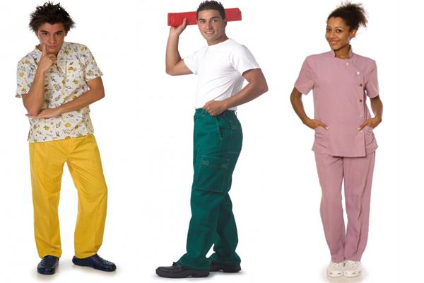 ropa laboral