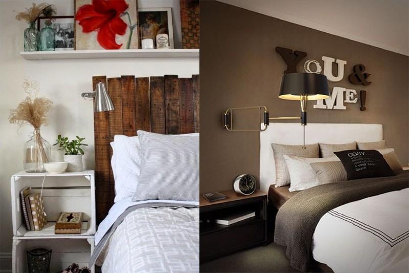 cómo decorar la cama