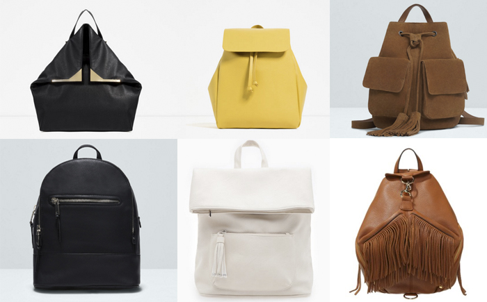 mochilas de temporada