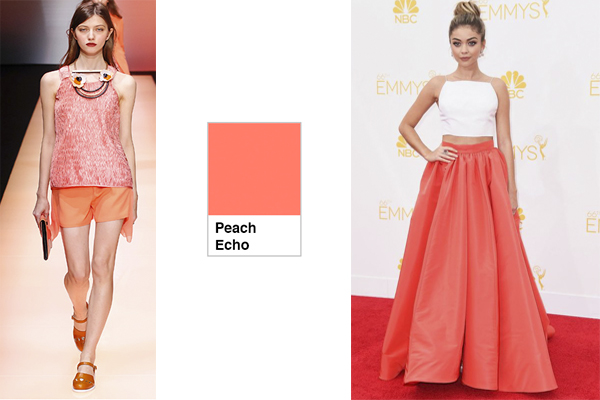 colores primavera - peach echo