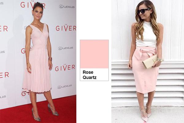 Los colores de moda para la primavera - Colores que combinan con rosa ...