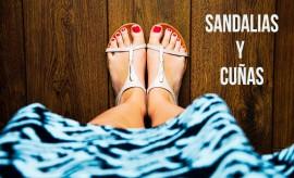 sandalias y cuñas