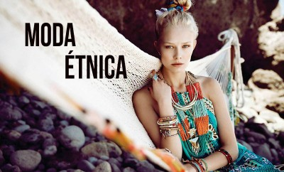 moda étnica
