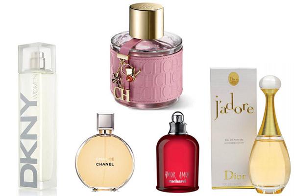 perfumes de mujer recomendados