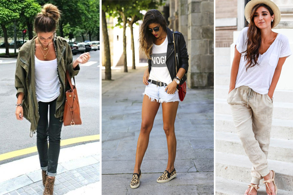 conseguir un look casual