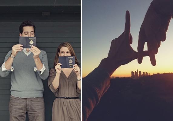 ideas para fotos de viaje
