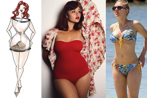 Cómo elegir bañadores y bikinis según tu cuerpo