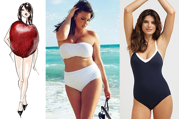 como elegir bañadores y bikinis según tu cuerpo