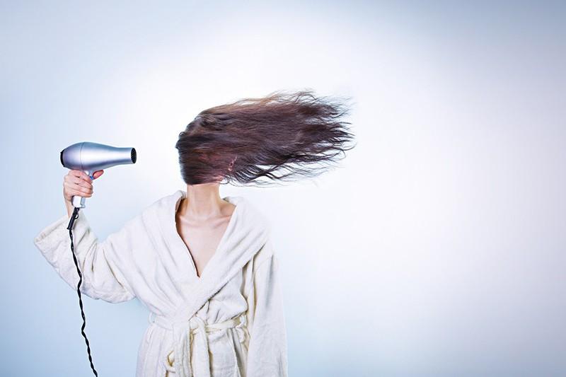 encrespamiento del cabello
