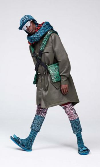 Avance otoño invierno de Kenzo para H&M