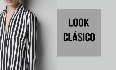 look moda clásica