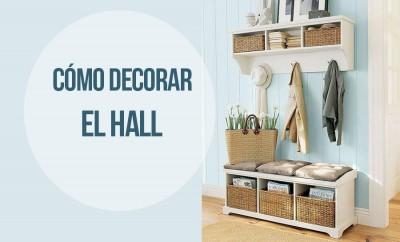 decorar el hall o recibidor