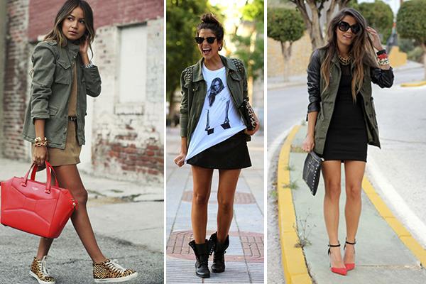 Como combinar vestidos con chaquetas