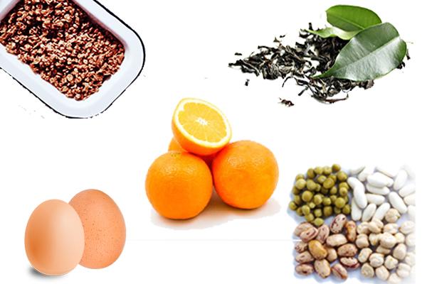 5 alimentos para el buen humor y la vida healthy