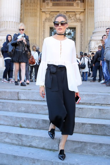 Copia el look de la fashion week de Olivia Palermo