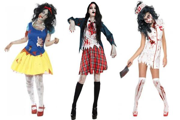 ejemplos de disfraz de halloween