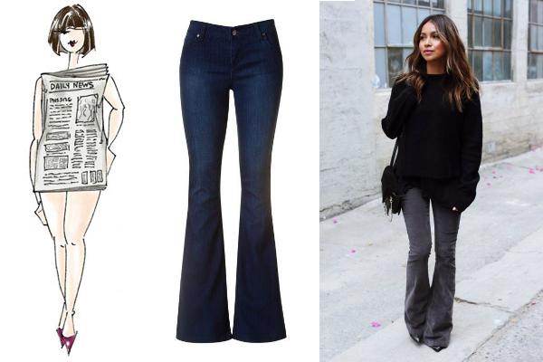 jeans para tu cuerpo