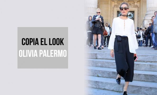 Copia el look de Olivia Palermo versión low cost