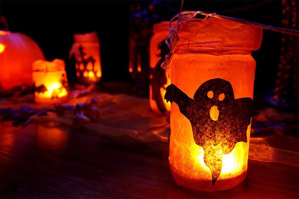 Decoración halloween: Cómo hacer