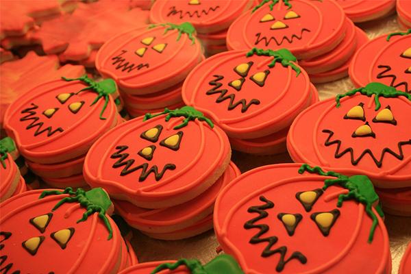 Decoración halloween: recetas de galletas