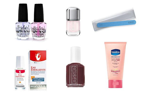 Productos de calidad para tu manicura casera