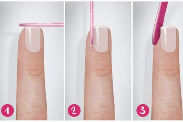 Cómo limar las uñas en tu manicura casera