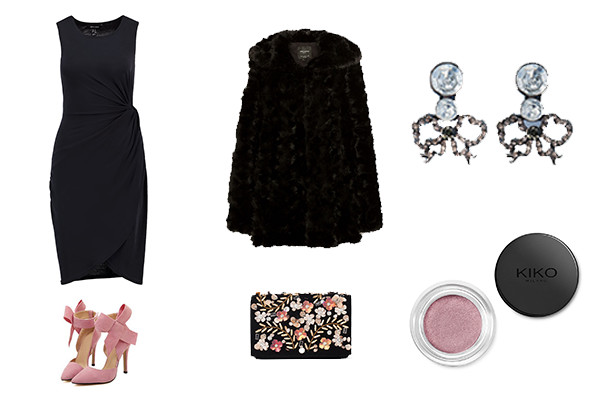 little black dress para nochevieja estilo lady