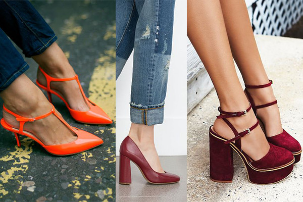 Modelos de zapatos para evitar el dolor de los tacones