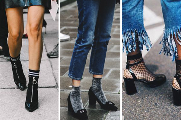 tendencias 2017: calcetines