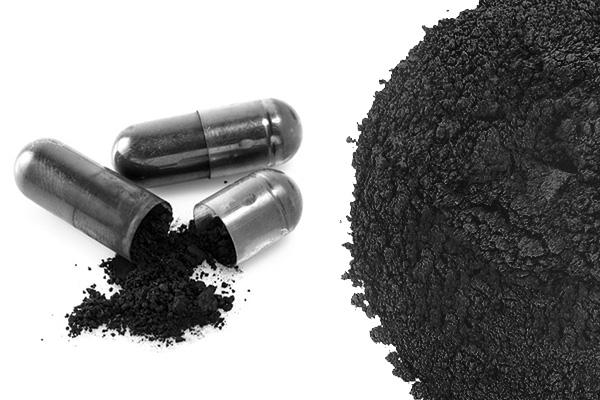Carbón para hacer la mascarilla negra casera