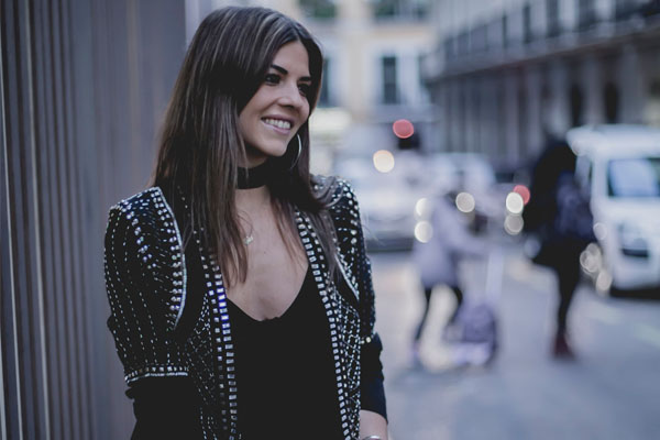 Las 5 bloggers más influyentes de la moda : Alexandra Pereira: Natalia Cabezas